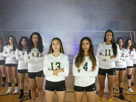 2021 ICS Girls Volleyball Roster; JV Team to Be Created