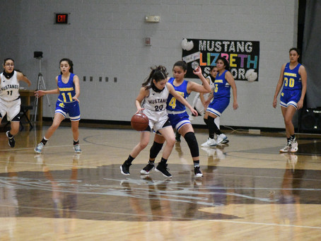 Lady Warriors Come Up Short in Ft. Hancock