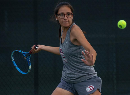Herrera Performs Well at ITA Cup