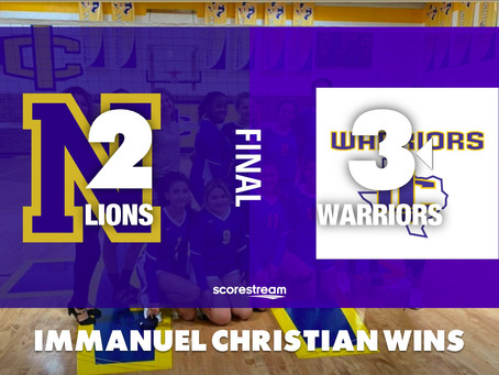 Warriors Defeat Lions in Back-to-Back Series to Advance to 3-1(1-0)