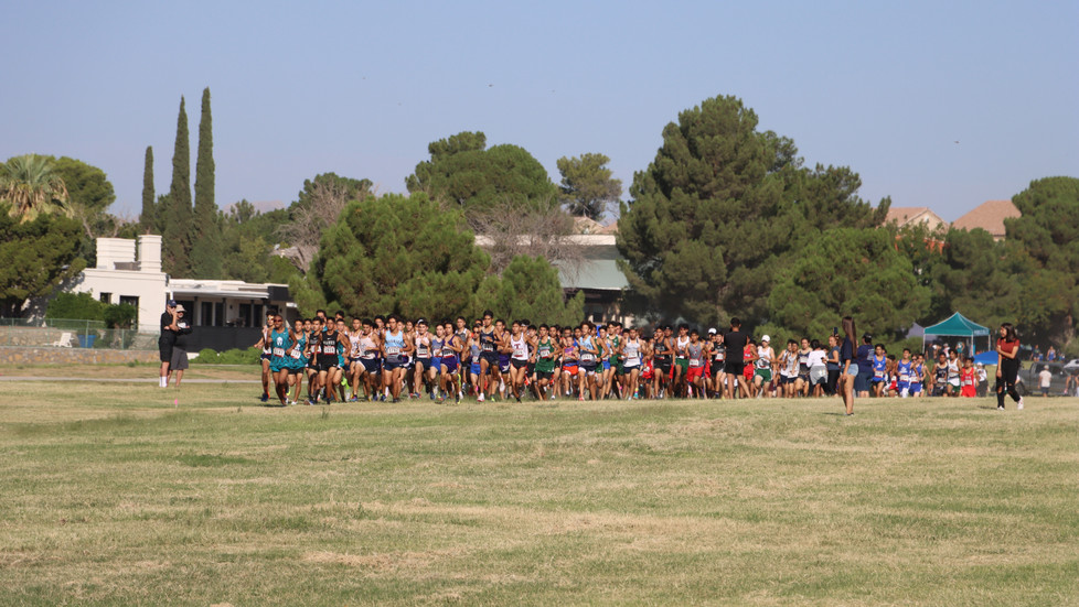 Warriors Run in District Preview; Quintana Makes Top 20