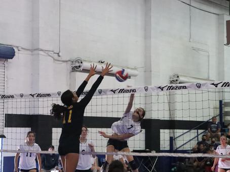 Varsity Volleyball Earns Key Win Before Arlington-District Trip