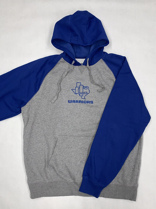 IC Texas Warriors Two-Color Hoodie