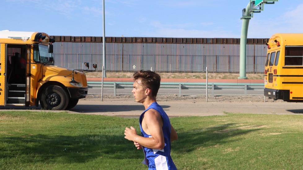 Warriors Run in Riverside/Ysleta Invitational