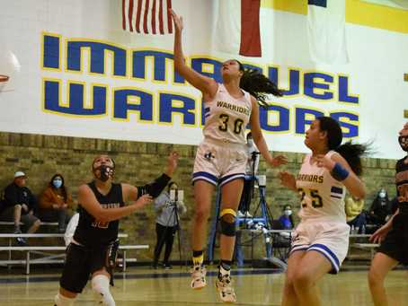 Lady Warriors Can't Redeem Themselves in Riverside Rematch