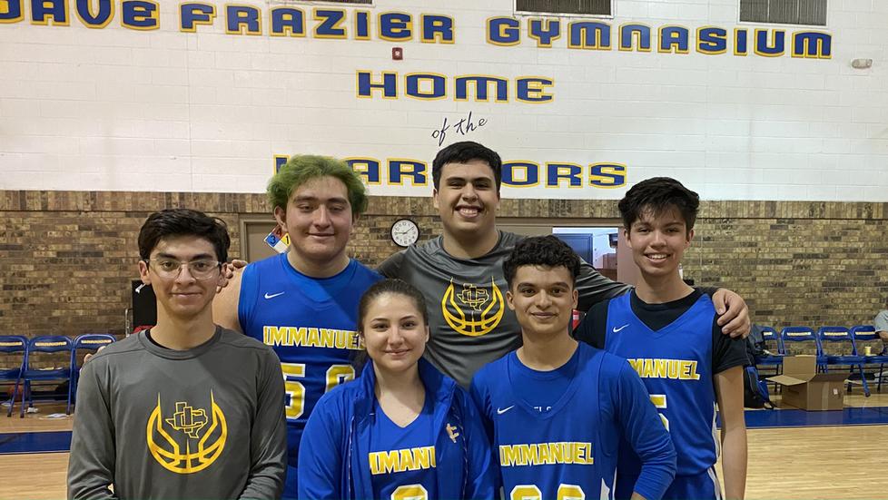ICS Says Goodbye to Six Senior Varsity Basketball Players