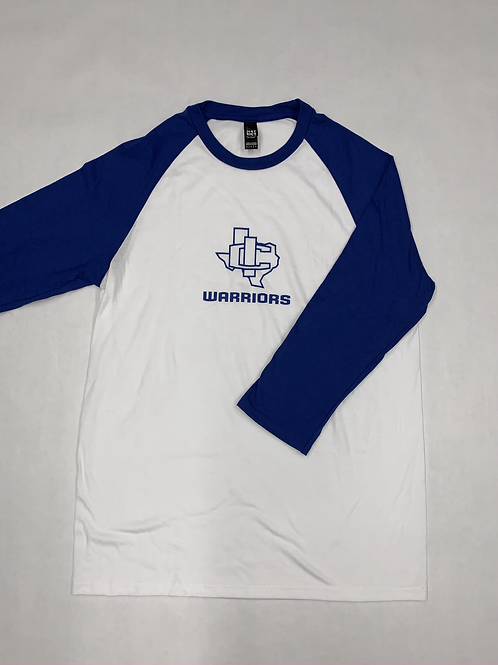 IC Texas Warriors Baseball T-Shirt