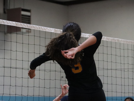 Lady Warriors Topple Eagles in 3
