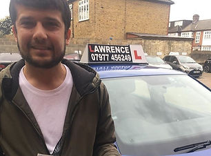 Driving lessons in Ilford
