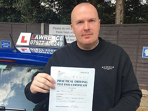 Driving lessons in Rainham