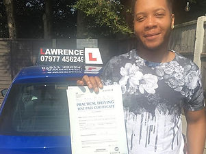 Driving lessons in Hornchurch
