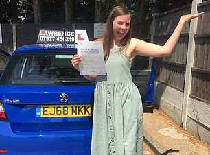 Driving lessons in Beacontree Heath