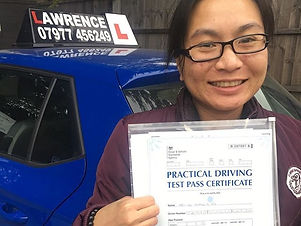 Driving lessons in Gidea Park