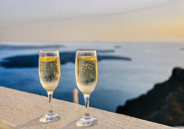 Hayır şampanya Değil Bir Kere Prosecco Bu şarapsever We All