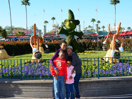 How I Went To Disney For Free