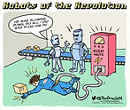 Robots of the Revolution no.002