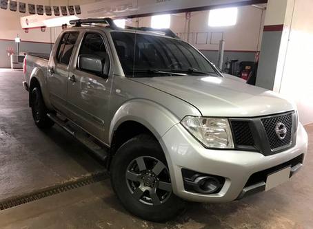 NISSAN FRONTIER SV ATTACK 2.5 TURBO 4X4 2013/2014