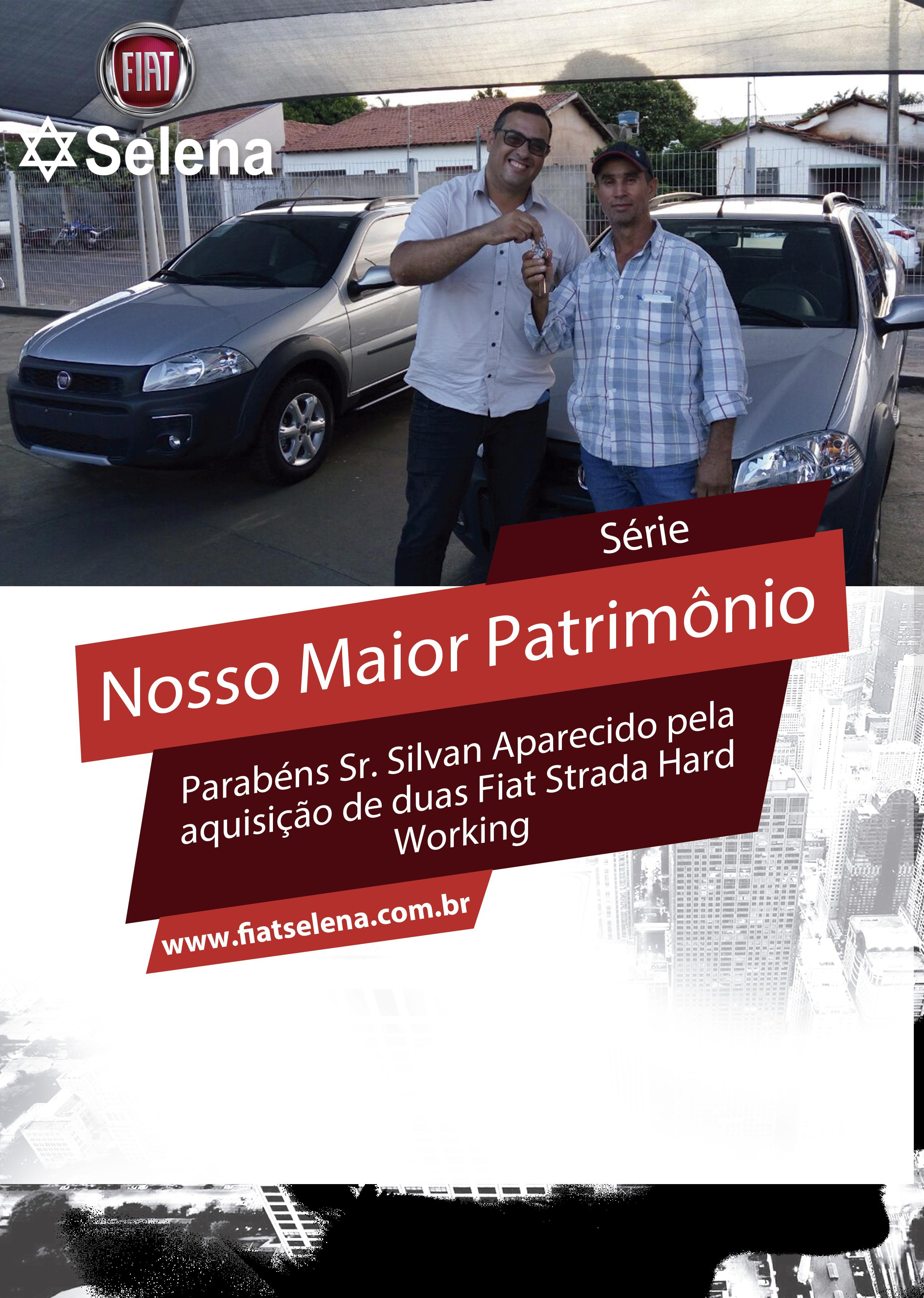 Sr. Silvan Aparecido