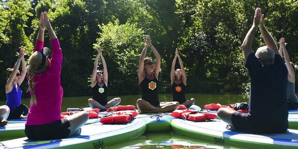 Morning Floating Meditation and Yoga: Gifford Pinchot State Park