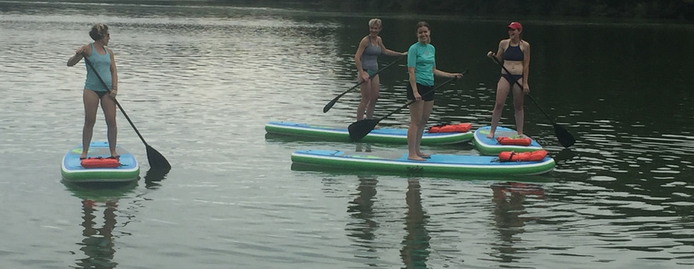 Private Paddle Party