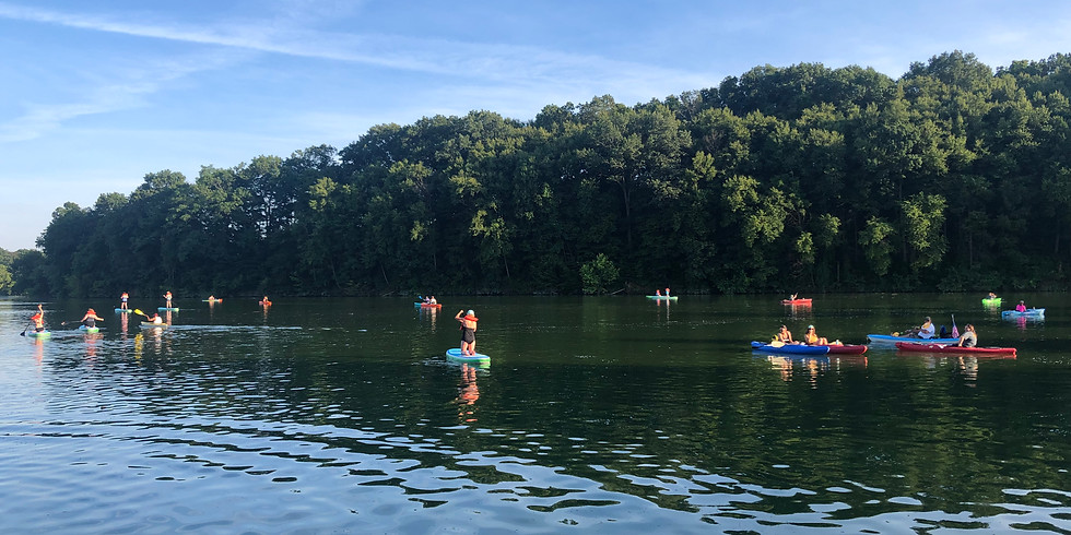 Sunday Community Paddle
