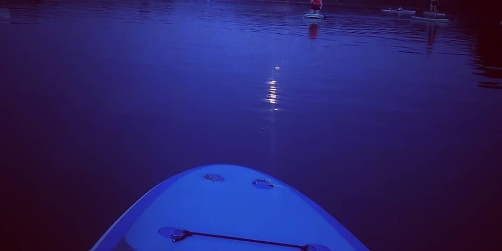 Full Moon Paddle-Blue Marsh Lake