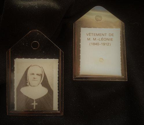Relique De Mere Marie Leonie