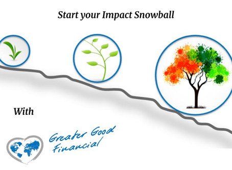 How to start your Impact Snowball