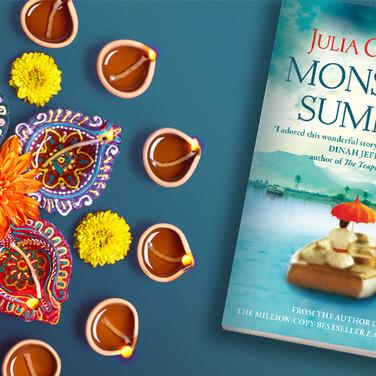 Monsoon Summer: Social Media Assets