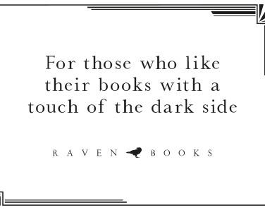 Raven Books: Postcard