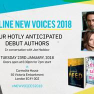 Headline New Voices 2018 Materials