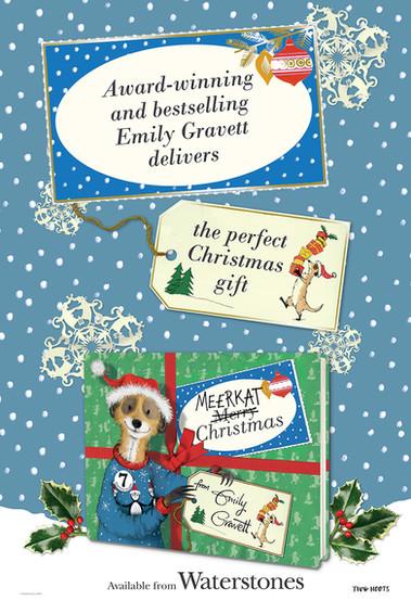 Meerkat Christmas