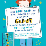 Giant: Launch Flyer