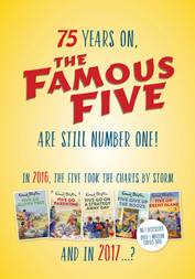 The Famous Five at 75