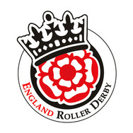 Logo: England Roller Derby
