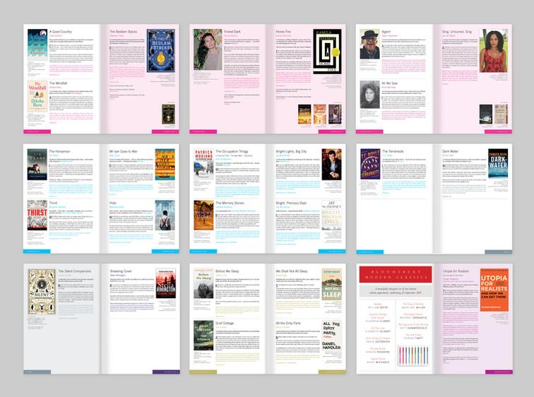 Bloomsbury Catalogue 2017