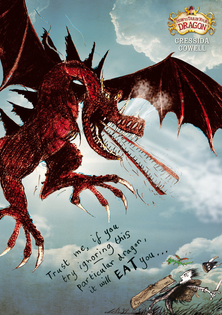 How to Train Your Dragon: The Incomplete Book of Dragons
