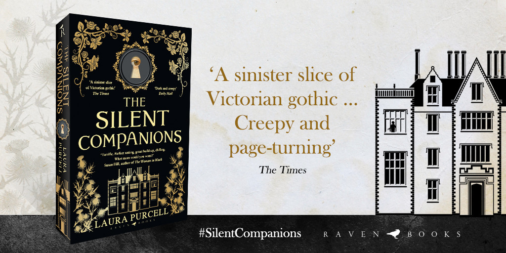 The Silent Companions Paperback