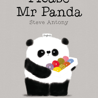 Please Mr Panda: Poster