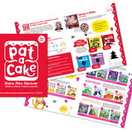 Pat-a-Cake: Brochure