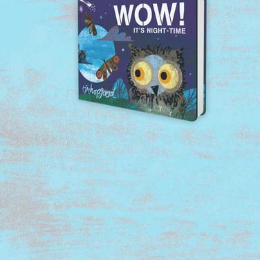 WOW Said the Owl Digital 4sheet