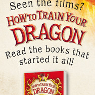 How to Train Your Dragon: Series Bookmark