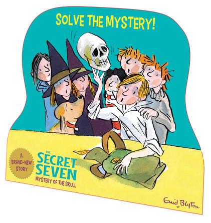 Secret Seven: The Mystery of the Skull