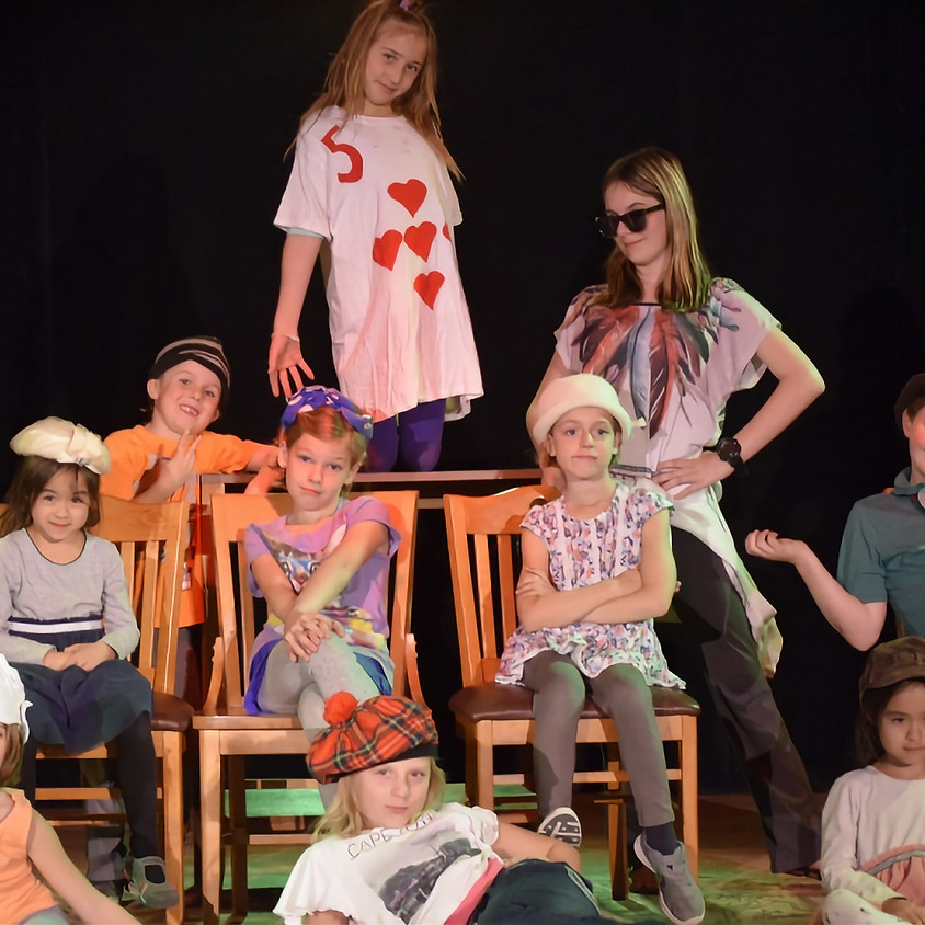 Rockin Alice Youth Theatre Performances