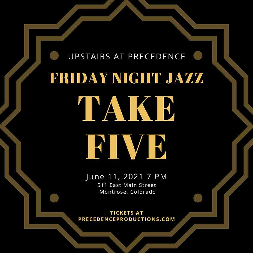 Friday Jazz & Library Lounge - June 11th