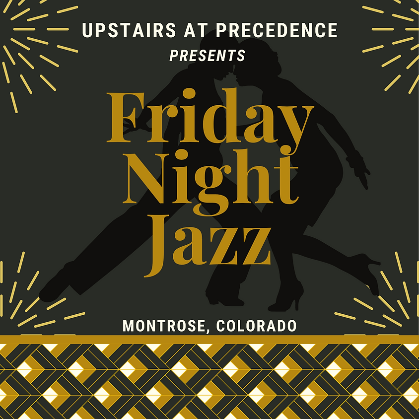 Friday Jazz & Library Lounge - No Cover!