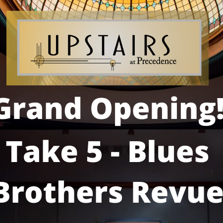 Grand Opening! Blues Brothers Revue Concert!!