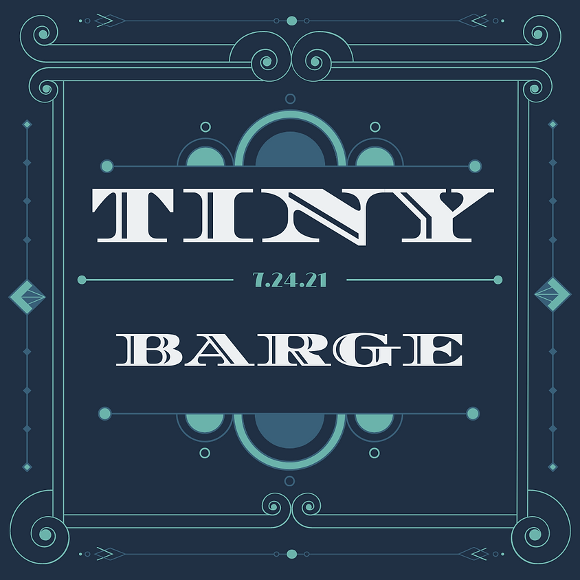 Tiny Barge - The big one, don't miss this!
