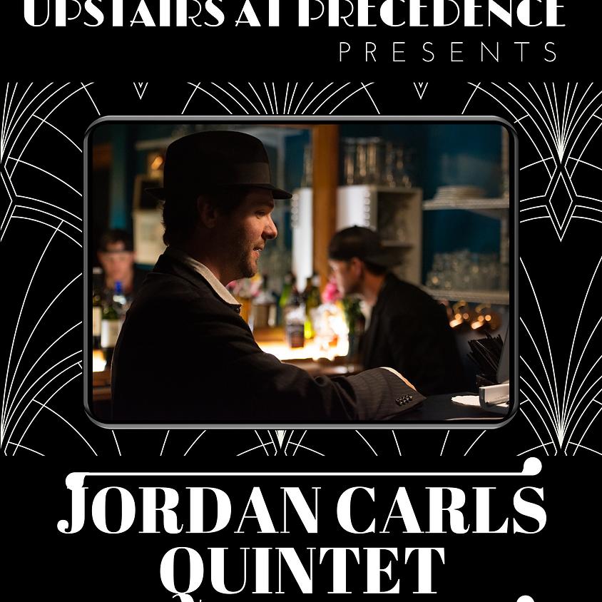 Friday Jazz & Library Lounge - Jordan Carls Quintet, August 27th
