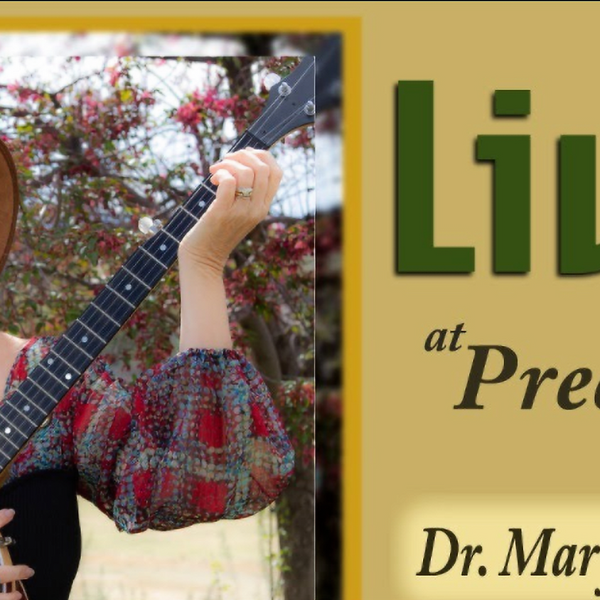 Dr. Mary Kleinsorge-Live from Precedence